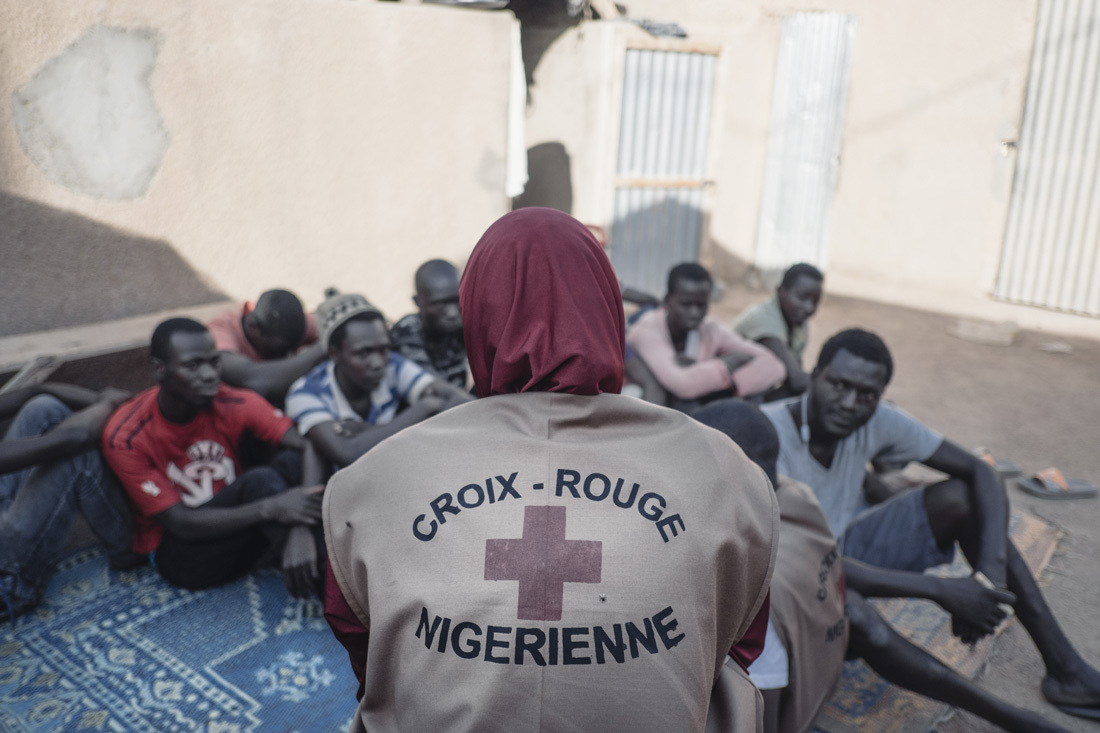 immigrants agadez niger