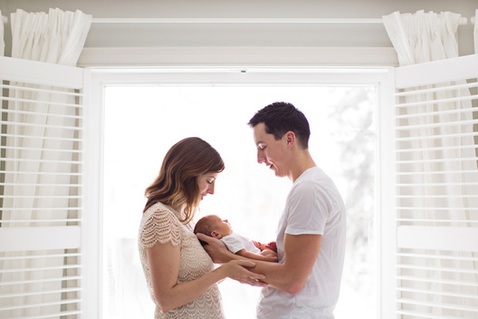 Newborn Photography in Edmonton by Kelsy Nielson