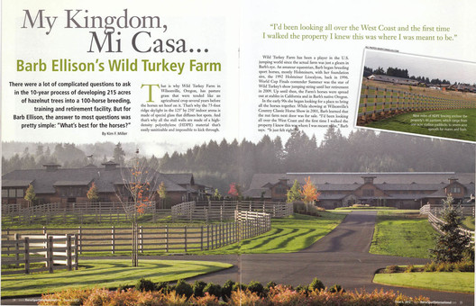 A photo spread of my images of Wild Turkey Farm 2013