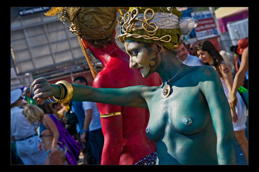 Mermaid Parade, Coney Island