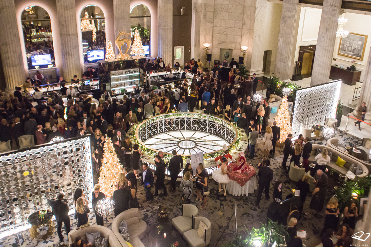 Philadelphia Style Magazine Holiday Party  RItz Hotel  Philadelphia  December 12, 2016