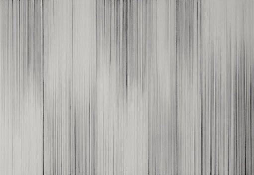 Graphite on Paper on Aluminum