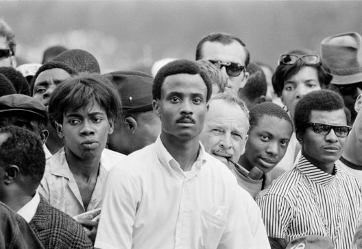 Protest began on May 12, 1968, just weeks after the assassination of Rev. Martin Luther King, Jr.