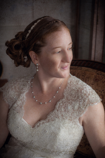 Bridal portrait by Jeff Haffner Photography