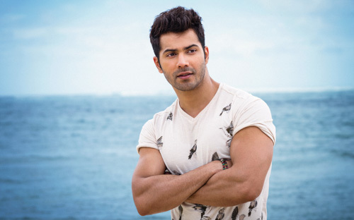 Varun Dhawan for FBB