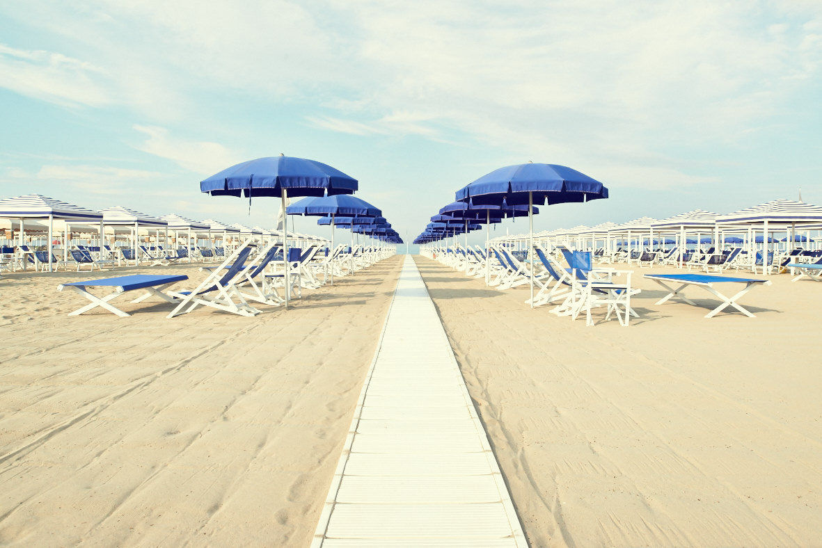 Bagno, Italia, Versilia