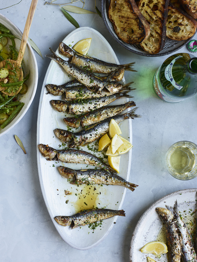 Sardines Arragnata + A170202 + Food & Wine + Home Away From Home + Sicily + May 2017