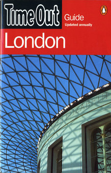 London Guide book