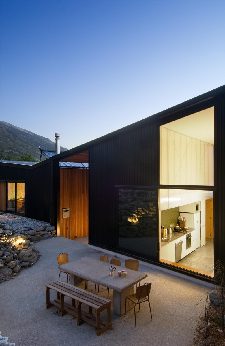 drift bay house kerr ritchie architects queenstown new