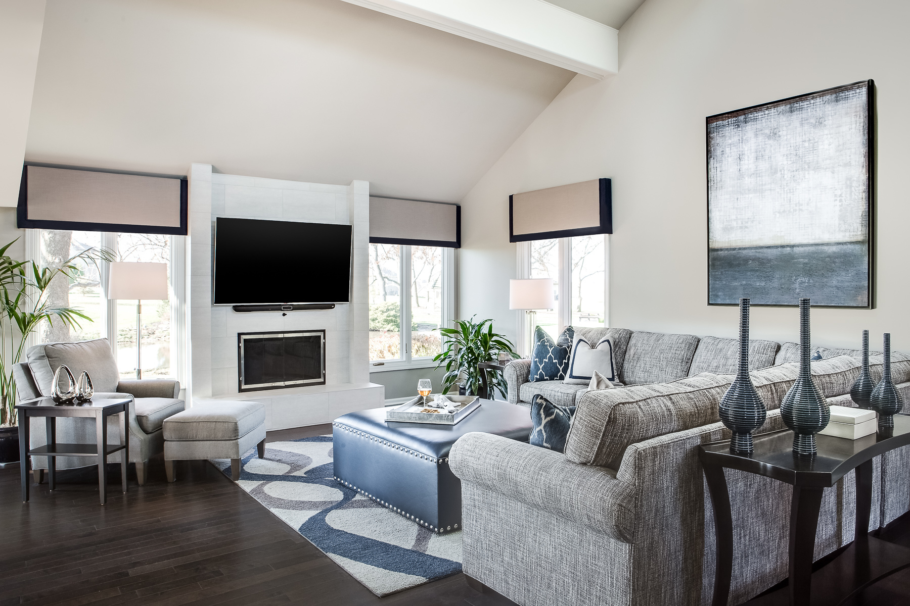 Interior Photography Of Residential Living Area By Architectural And  Interior Photographer Cameron Jackson Photography