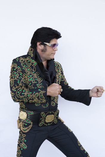 Elvis Tribute Artist Competition - Cornelia, GA, November, 2016