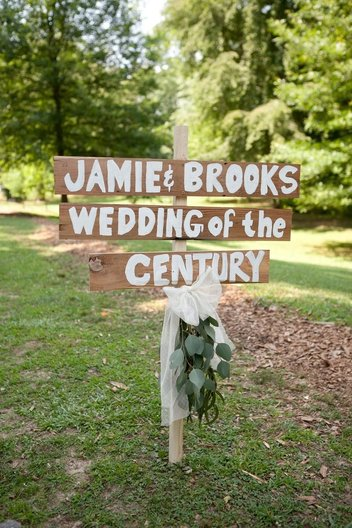Jamie and Brooks started their whimsical wedding portraits at The Goat Farm in Atlanta, GA.  Their ceremony followed at Memorial Park and their reception was held at Summerour Studio.