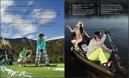 For Killington Resort, 4241' Magazine