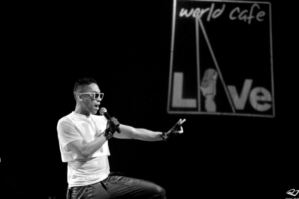 @ World Cafe Live