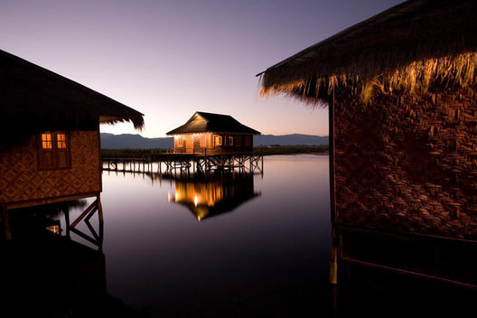 Shwe Inn Thar Floating Resort, Inle Lake, Myanmar (Burma)