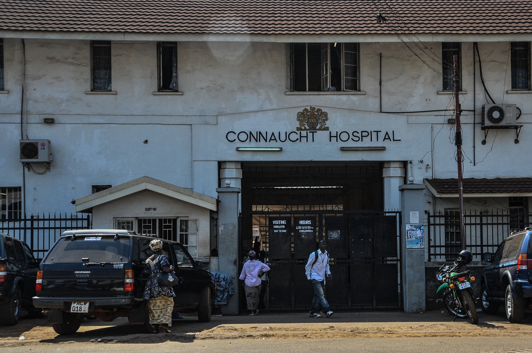 Connaught Hospital is the main referral hospital in Sierra Leone. Surgeons OverSeas (SOS) has been helping to improve surgical care since February 2008 with salary support for surgical health care workers, providing supplies and equipment, and undertaking training courses in emergency and essential surgical care.