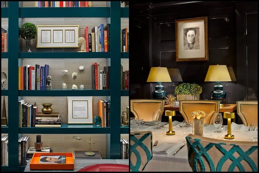 The Johnson Studio - Interiors