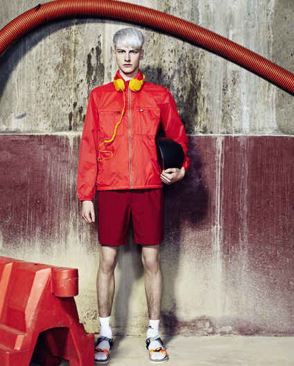 Mens Fashion Photography by Simon Thiselton