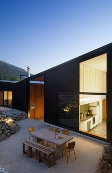 eastern courtyard