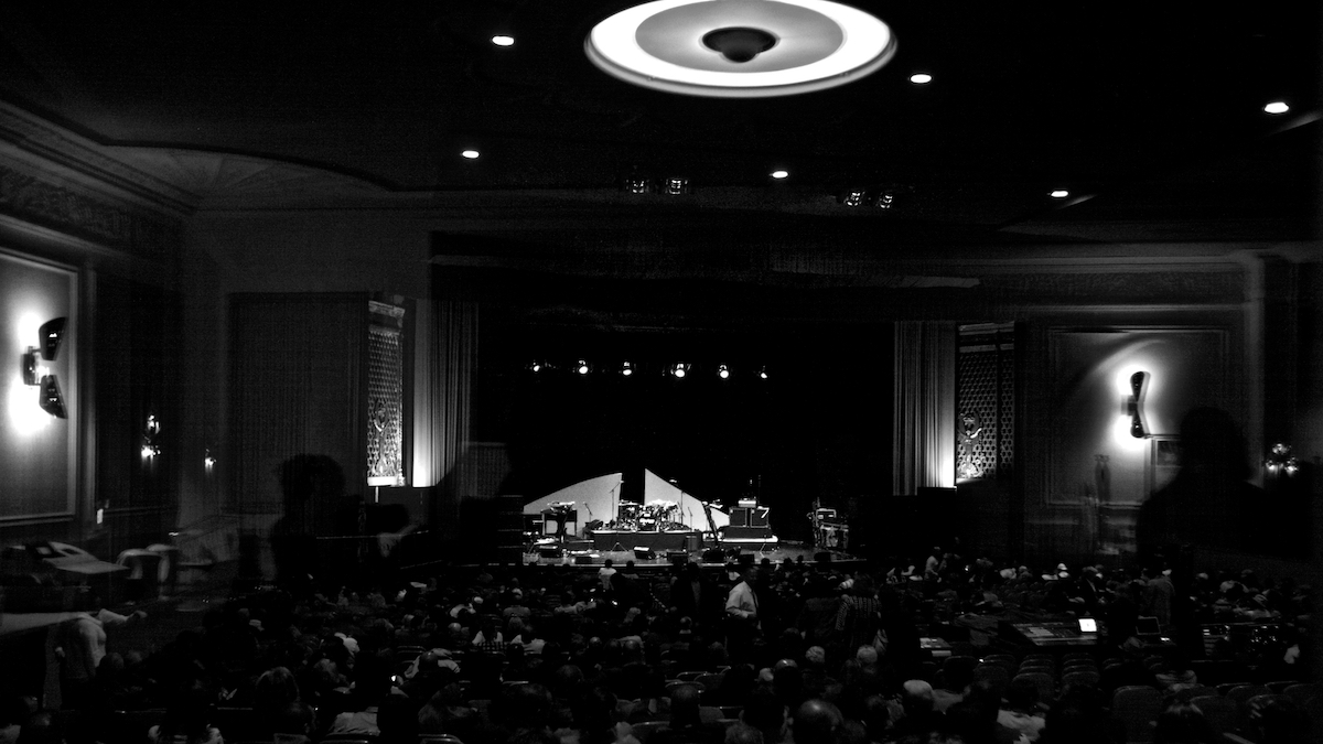 The Keswick Theater November 26, 2011