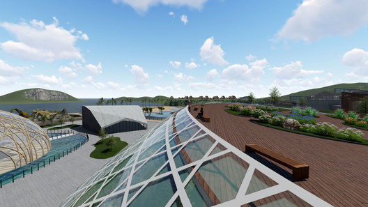 INDONESIA BATAM CONVENTION HALL DESIGN
