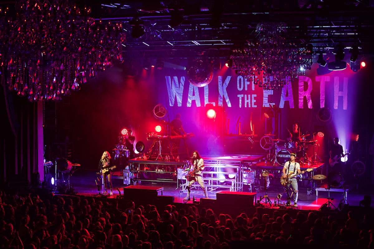 Walk off the Earth Sing It Away Tour The Fillmore Philadelphia, Pa March 24, 2018  DerekBrad.com