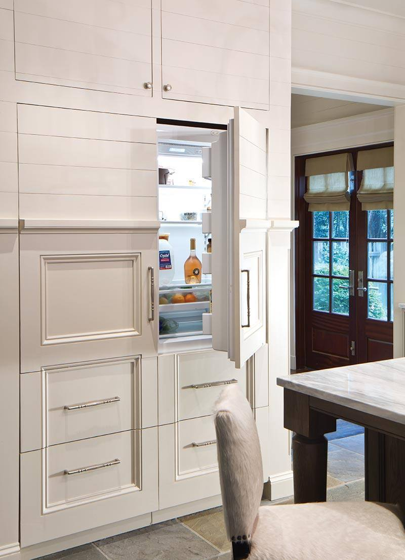Shiplap siding and molding Designer Terri Duffy