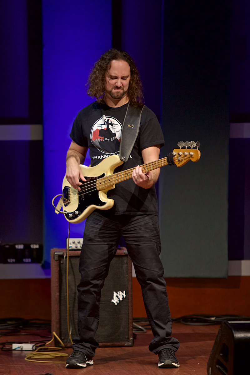 Stereo League WXPN Free at Noon World Cafe Live Philadelphia, Pa September 21, 2018  DerekBrad.com