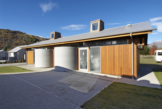 ARROWTOWN FACILITIES BUILDING