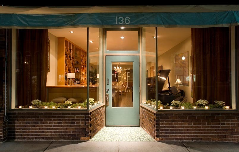 Sage restaurant mitch wise design service door county