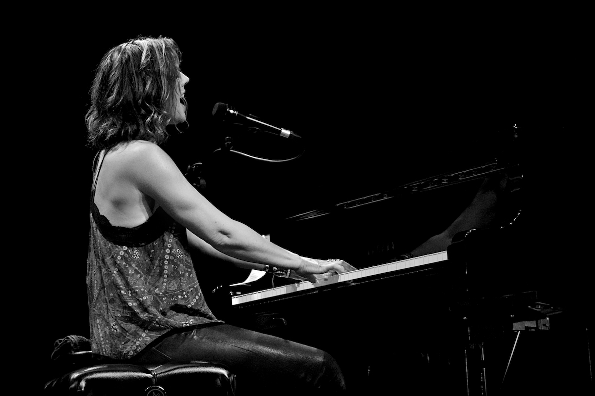 Sarah McLachlan The Grand Opera House (Sold Out) Wilmington, De September 20, 2018  DerekBrad.com