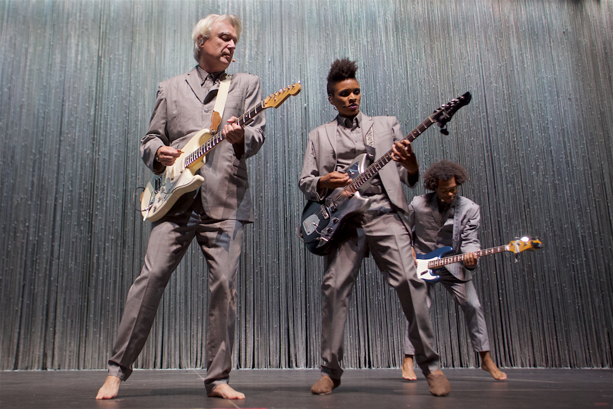 David Bryne 25 Years of XPoNential Music Festival  BB&T Pavilion Camden, NJ July 27, 2018  DerekBrad.com  David Byrne 25 Years of XPoNential Music Festival  BB&T Pavilion Camden, NJ July 27, 2018  DerekBrad.com