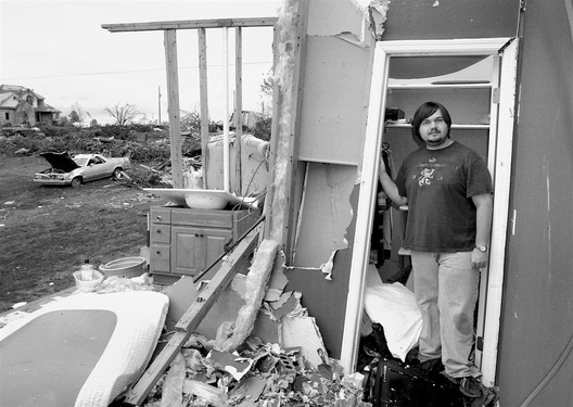 Tornado Survivor John P. - Harvest Alabama