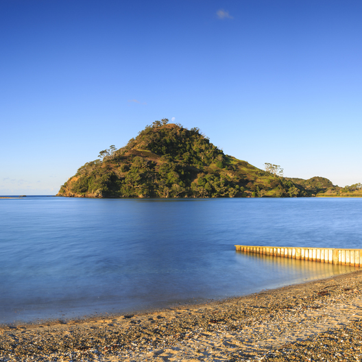 "Pataua estuary and old Pa hill. Pataua translated from Maori means ""warrior Pa"", ""Pa army"", or ""Fighting Pa"". ""Taua"" is a reference to a fighting force of 140 highly trained warriors. So this magnificent Pa was a force to be reckoned with..."