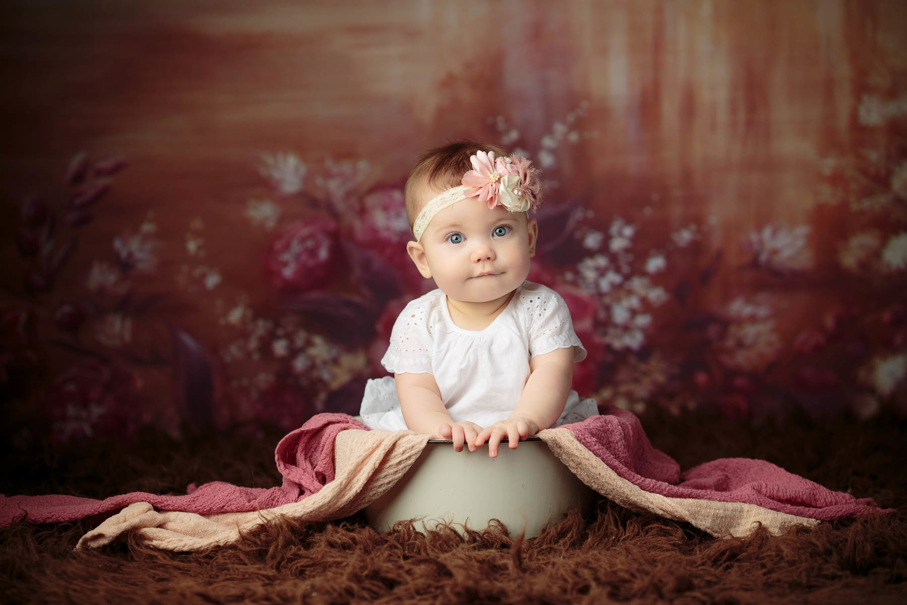 Toddler photography session with Kinsley