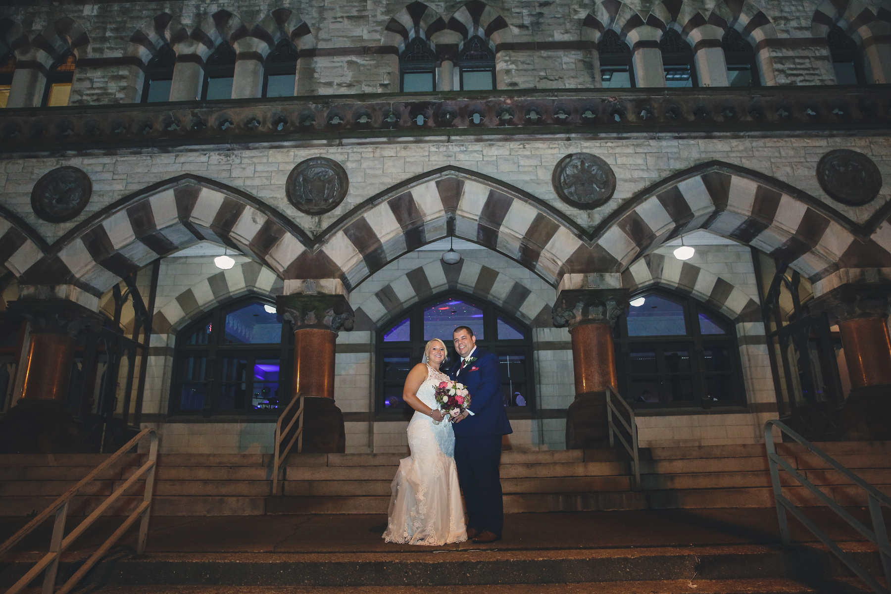 old post office evansville in wedding venue
