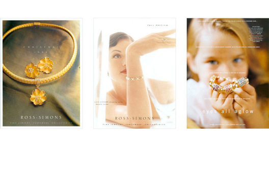 Various book covers showcasing new corporate logo and photo direction.