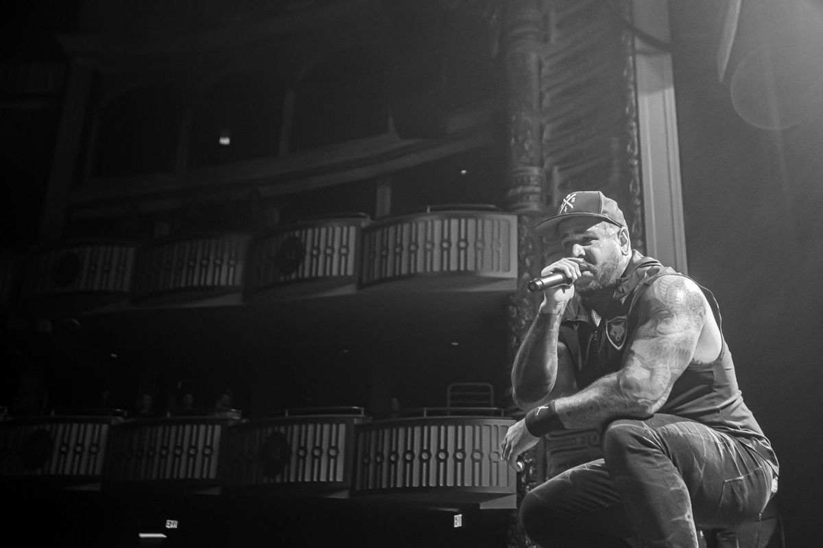 Bad Wolves The Met Philadelphia, Pa August 7, 2019  DerekBrad.com
