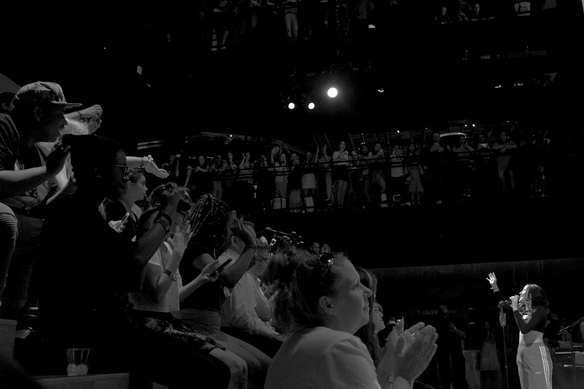 The Samsung Summer Concert Series Samsung Space New York, NY August 3, 2017  DerekBrad.com