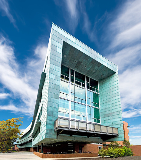 Penn State Univ. State College, PA   -   Overland Partners Architects  -  2005