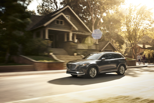 Mazda / CX-9 / Brian Konoske Photography