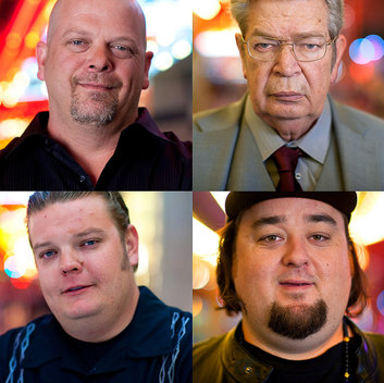 Cast of 'Pawn Stars'