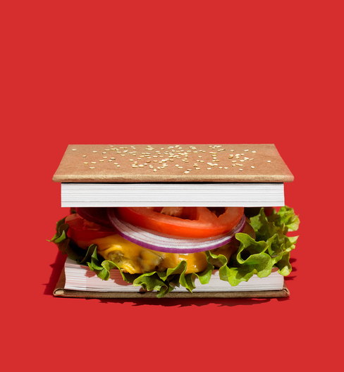 book about burgers