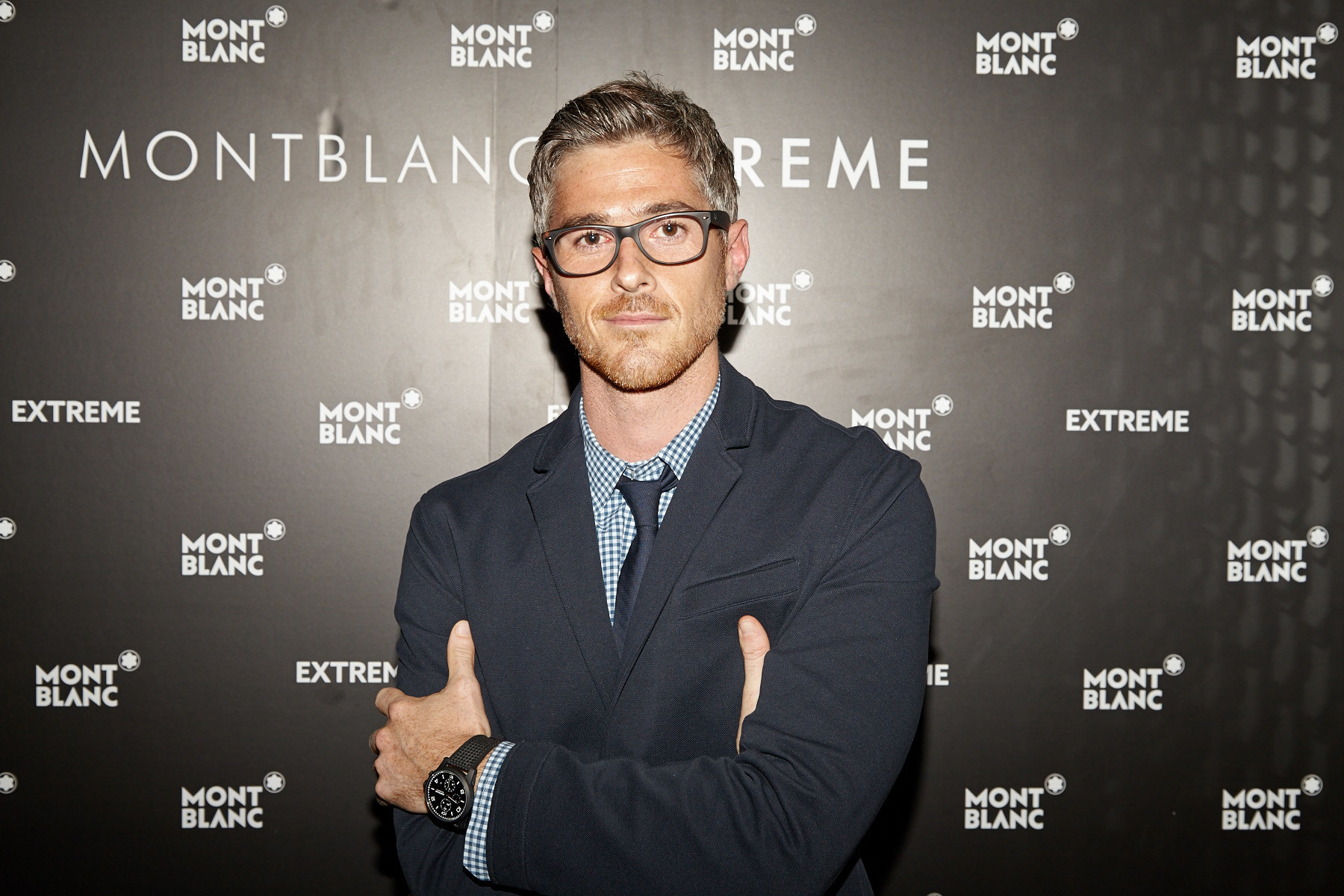ATLANTA, GA - SEPTEMBER 25:  Dave Annable attends the Montblanc celebration for the grand re-opening of the Atlanta Boutique with Kat Graham, Dave Annable and Kristen Ledlow September 25, 2014 in Atlanta, Georgia.  (Photo by Craig Bromley/Getty Images for Montblanc)