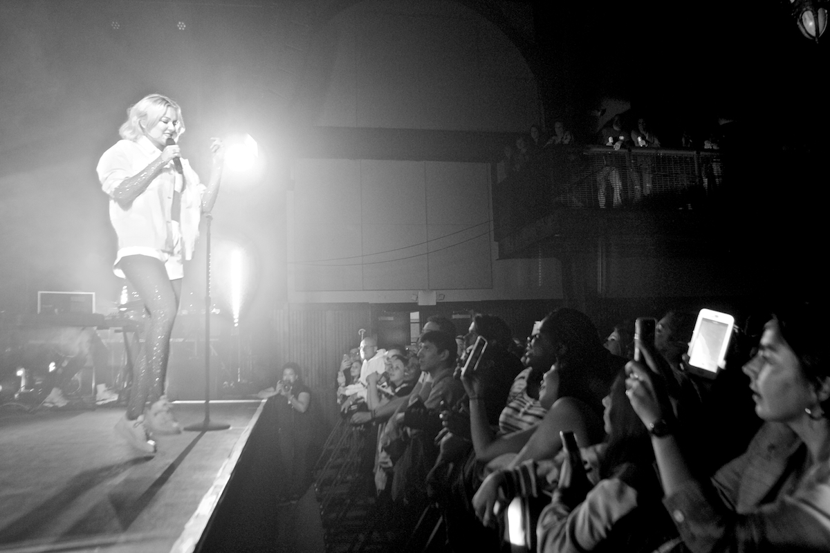 Astrid S Union Transfer Philadelphia, Pa May 12, 2019  DerekBrad.com