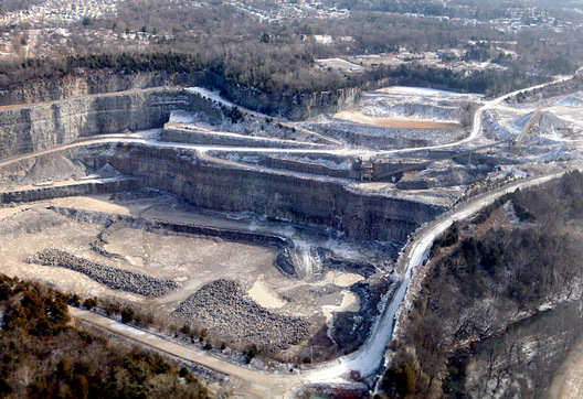 Limestone Quarry - Davidson County, Tennessee