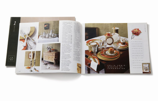 Created new design, typography, photo direction and voice for Geary's gift and home collections catalog. 