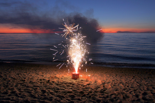 4th of July - Leland, Michigan