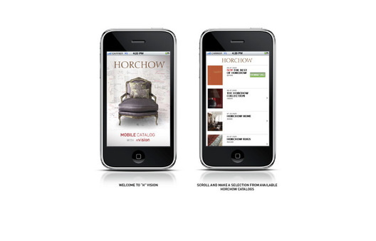 This app enables the viewer to shop through available online catalogs and select any item for a virtual image within thier own home. 