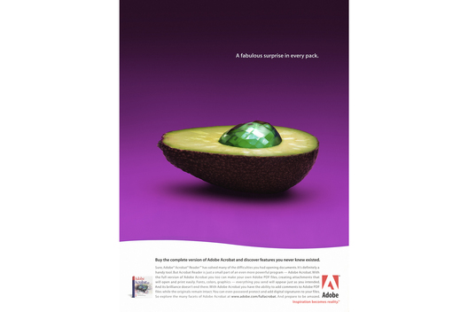 Adobe / created while at FatCat Digital